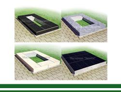 Надгробия гранитные и мраморные в Томске можно заказать в Мастерской «Эвлитос».