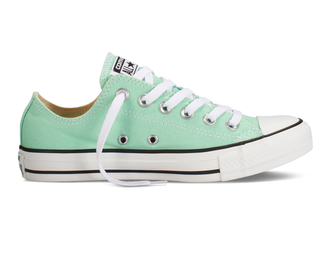 Converse All Star Chuck Taylor low лайм (36-40)