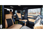 Various premium class elongated SUVs based on Mercedes-Benz G300d,G400d,G500 and AMG G63 W464, 2020-2021YP
