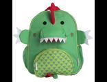 Детский рюкзак для мальчика Zoocchini Динозаврик Девин Devin the Dinosaur