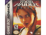 """Tomb Raider, Legend"" Игра для GBA"