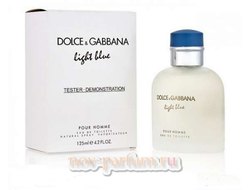 "Dolce And Gabbana ""Light Blue Pour Homme"", 125 ml"