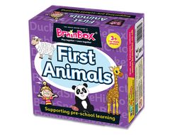 FIRST ANIMALS (Brainbox pre-school)