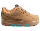 Кроссовки Nike Air Force Wheat