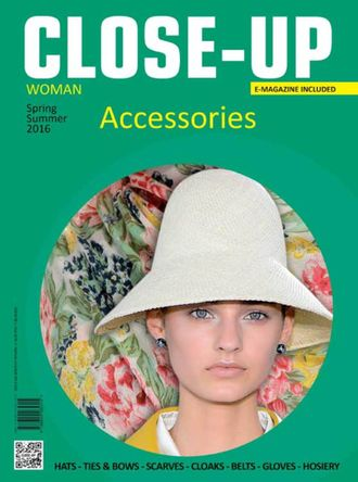 CLOSE-UP ACCESSORIES Woman № 13 Spring-Summer 2016 ИНОСТРАННЫЕ ЖУРНАЛЫ О МОДЕ