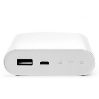Power Bank роутер Xiaomi ZMI MF855 (7800mAh + 4G)