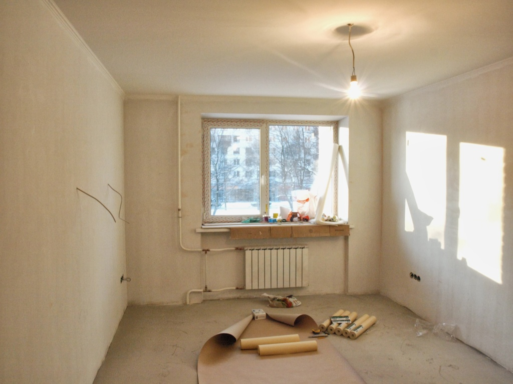Как сделать ремонт косметический дома