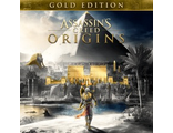 Assassin's Creed Истоки Gold Edition (цифр версия PS4) RUS