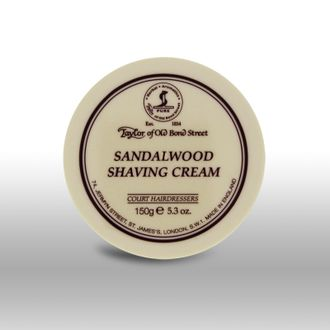 Крем для бритья в чаше TAYLOR Of OLD BOND STREET Sandalwood