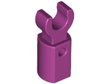 Bar Holder with Clip, Magenta (11090 / 6291413 / 6341977)