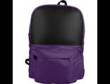 Школьный пиксельный рюкзак Upixel Classic school backpack фиолетовый