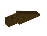 Technic Slope Long (Wing Back), Dark Brown (2744 / 6115301)