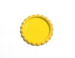 Крышечки под эпоксидку желтые
