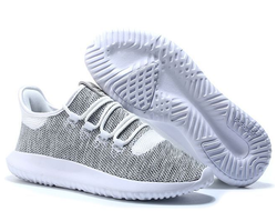 Adidas Tubular Shadow Knit (Running White/Core Black) Женские (36-40)