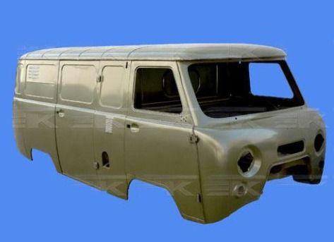 Уаз 39094 - грузовой автомобиль с пятиместной кабиной