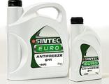 Антифриз  Sintec Евро 5кг G11 (зеленый)