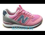 Кроссовки New Balance 996 розовые