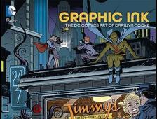 Купить Graphic Ink: The DC Comics Art of Darwyn Cooke в Москве