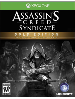 Assasin's Creed: Syndicate - Gold Edition [RU] (Xbox One)