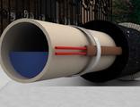 Системы антиобледенения (обогрев труб, крыш, водостоков, открытых площадок)