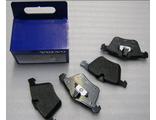 Колодки тормозные перед Volvo XC70, S80 R16,5