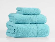 полотенца, наборы Shalla бирюза