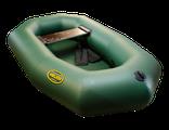 Надувная гребная лодка Гелиос - 19 (ПВХ)