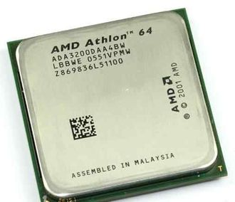 Процессор AMD Athlon 64 3200+  2 Ghz socket AM2 (комиссионный товар)