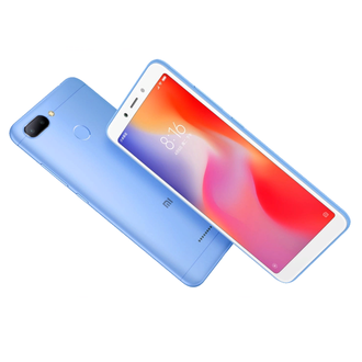 Xiaomi Redmi 6 3/32Gb Blue