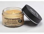 Holywood gold mask