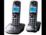KX-TG2512UAM Metallic Радиотелефон DECT Panasonic цена купить в Киеве