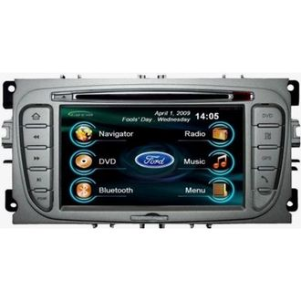 Intro CHR-2277FM (Ford Mondeo, C-Max, Focus, Galaxy, S-