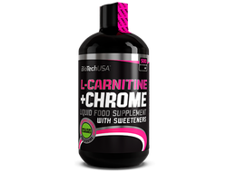 L-Carnitine  LIQUID +Chrome 500 мл