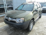 Renault Duster Access.1,6 4х4. 2020