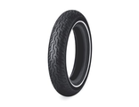 "43115-91A Harley Davidson шина передняя 16"" Dunlop D402F MT90B16 Slim White Stripe"