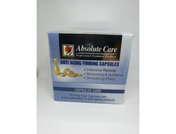 Absolute care antiaging firming capsules 45 pcs