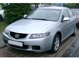 Honda Accord CL7 (Хонда Аккорд 7)