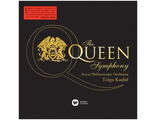 The Queen Symphony - Royal Philharmonic Orchestra - Kashif Tolga 2LP