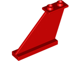 Tail 4 x 1 x 3, Red (2340 / 4217653 / 6013636)