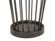 200510 UMBRELLA STAND CHARMET BROWN D30XH71CM IRON