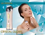 Гальванический массажер US MEDICA Crystal Glory
