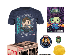 Marvel Collector Corps: Doctor Strange - Марвел Коллекционный набор: Доктор Стрэндж funko pop фанко