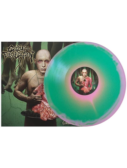 Cattle Decapitation - To Serve Man LP