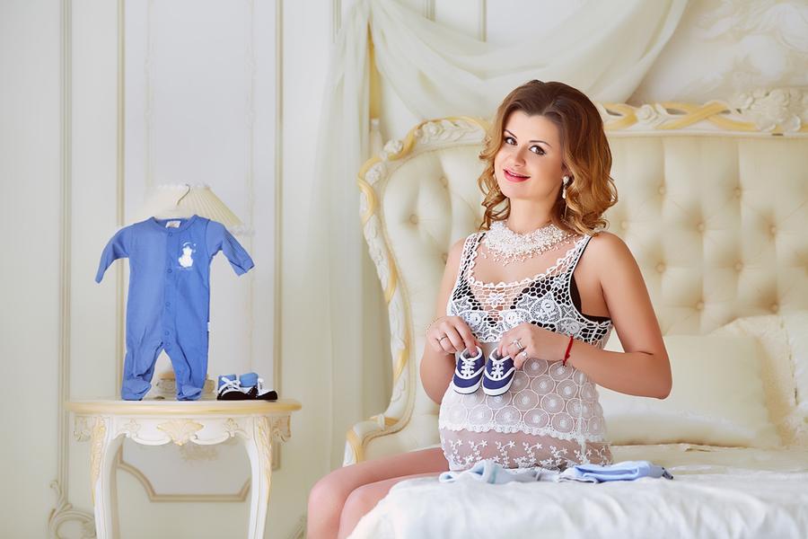 беременные фото галереи