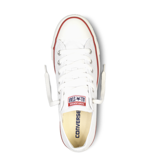 Converse All Star Chuck Taylor low  белые (36-44)
