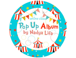 "Онлайн курс ""Pop Up Album by Nadya Lifa"""