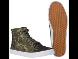 Армейские кеды, flecktarn, rip-stop