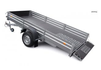 МЗСА 817711.001-05 Прицеп для транспортировки снегоходов и другой мототехники (3.12х1.37)