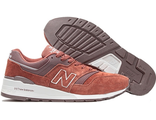 New Balance 997 Brown/White (47-50) арт-010
