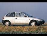 Обвес MITSUBISHI COLT CA0 1992 - 1996